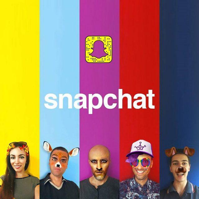 Tko jo nije uo za Snapchat aljivog duha drutvenih mrea?hellip