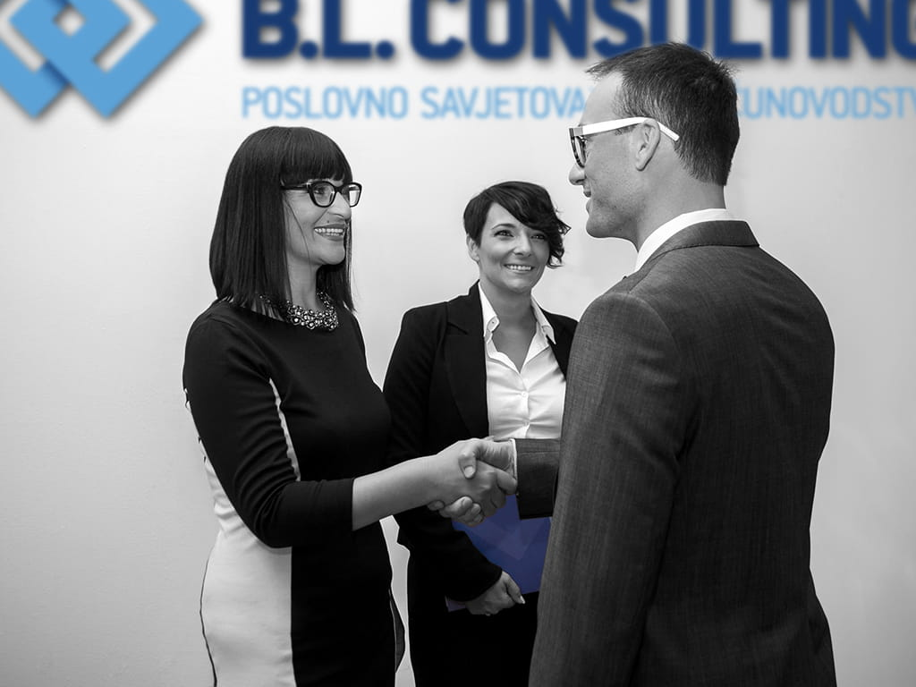 Bl consulting photo shooting by radionica