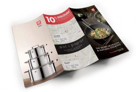 Flyer design – Zwilling