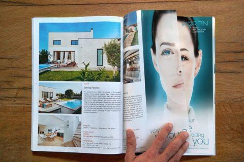 Dizajn oglasa Koran
