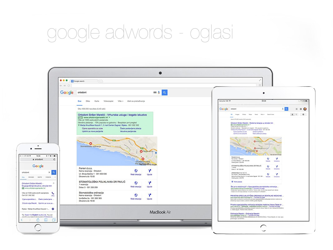 Google adwords Radionica