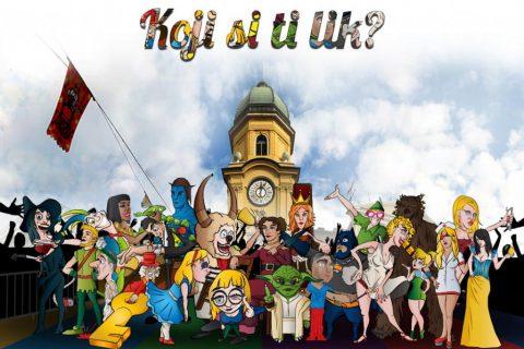 Izrada web aplikacije za Riječki karneval