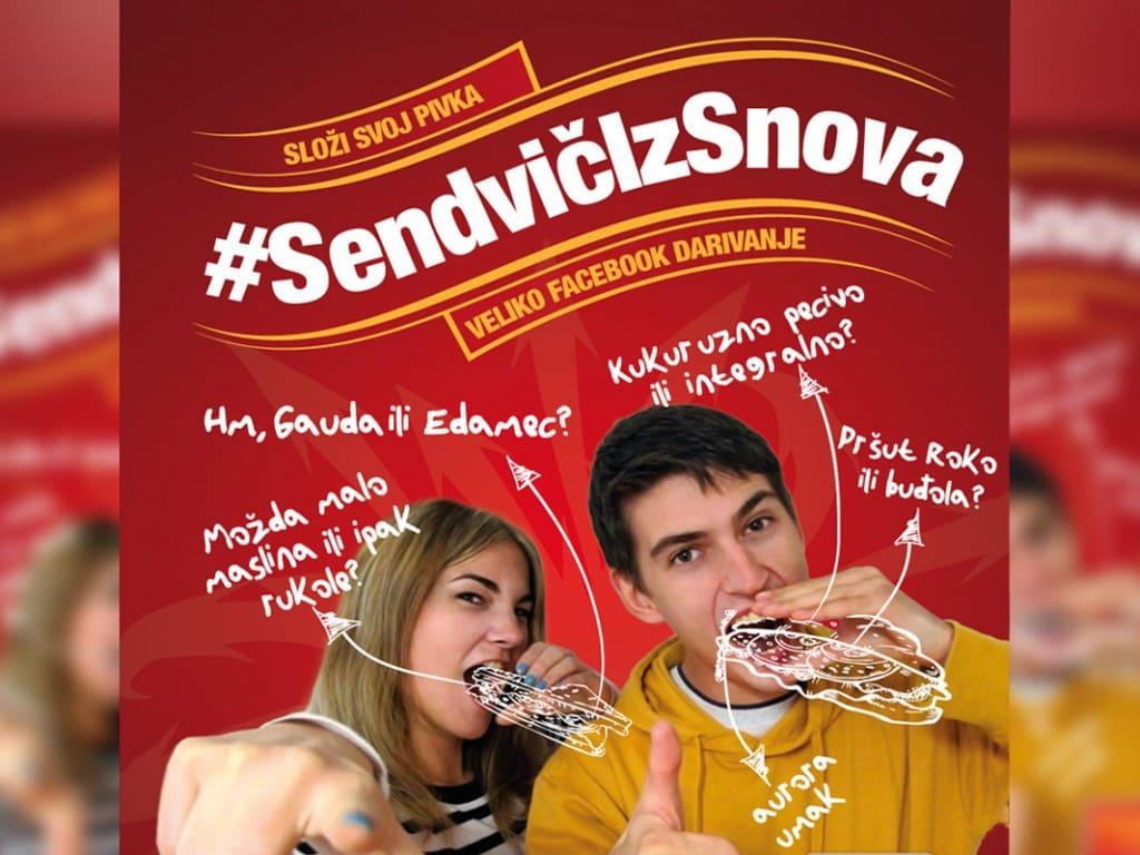 Kampanja na društvenim mrežama Radionica Pivka