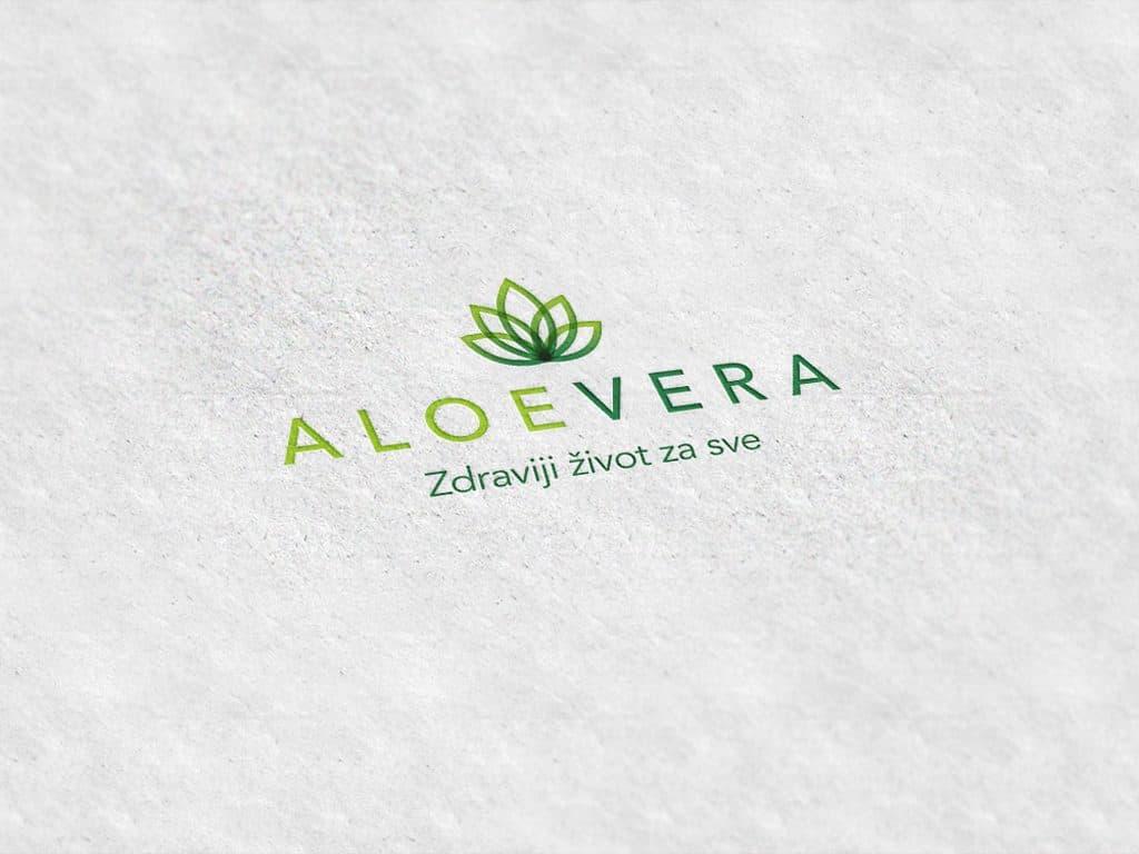 Web stranica Aloe Vera