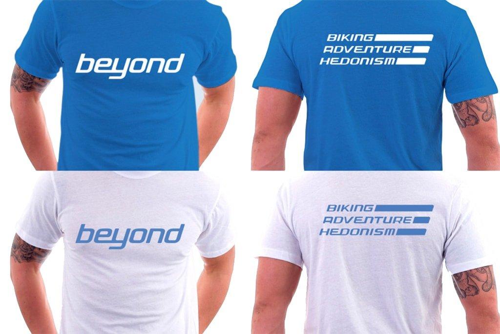 dizajn majica za Beyond by radionica