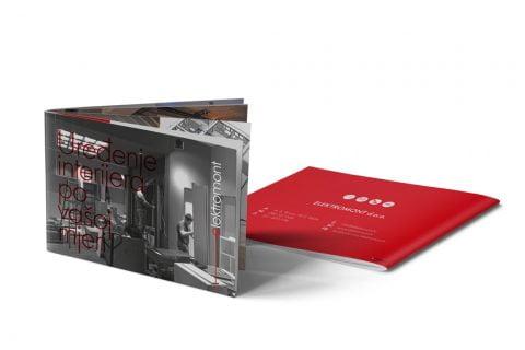 Brochure design Elektromont