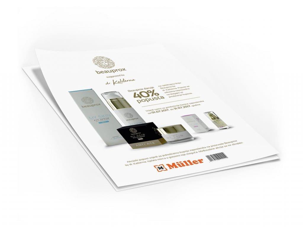 Dizajn reklamnih materijala