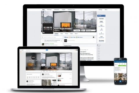 Društvene mreže – Kamin Studio i Jøtul