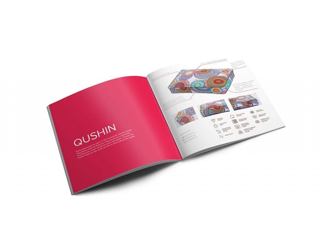 Promotivni materijali Qushin