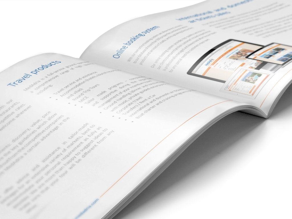 Dizajn brošure za MedAdriu by radionica