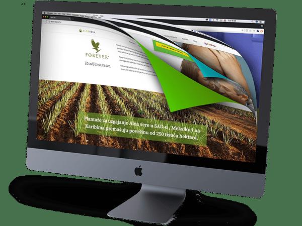 Izrada web stranica | Web dizajn | Kreativna agencija Radionica
