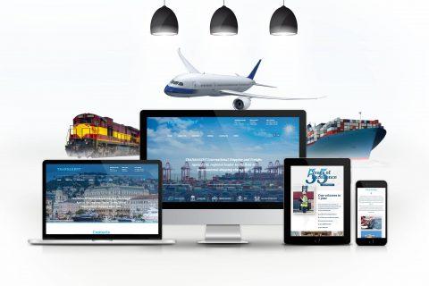 Nova web stranica za Transagent