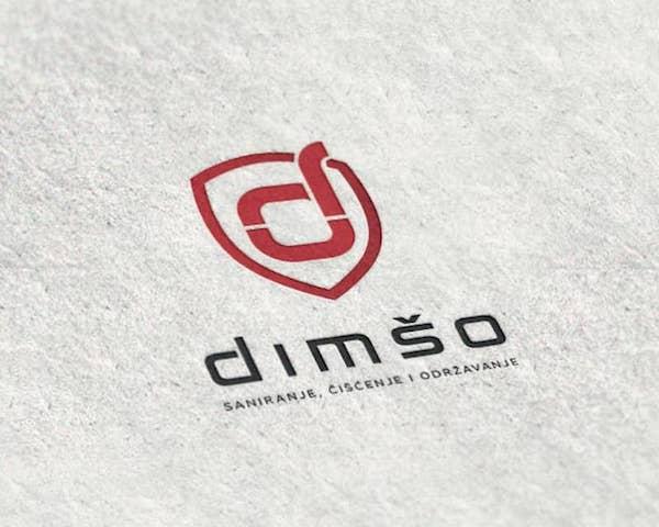 Redizajn logotipa Dimšo