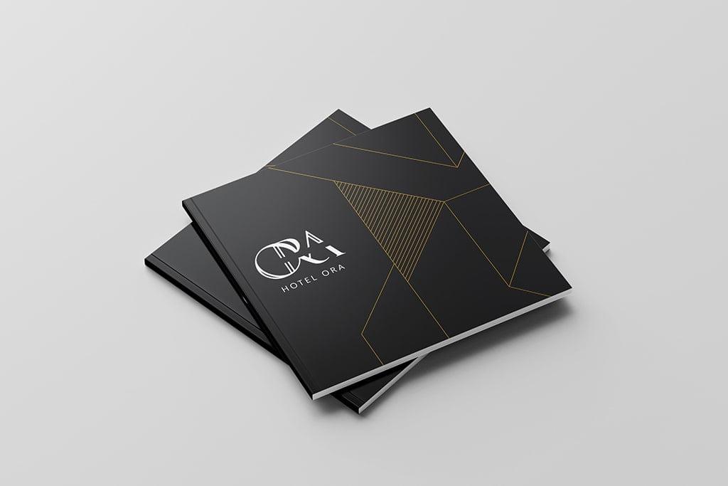 Dizajn promotivnih materijala Hotela Ora