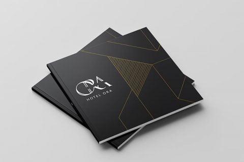 Dizajn promotivnih materijala za Hotel Ora