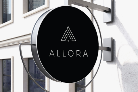 Izrada logotipa za Restoran Allora