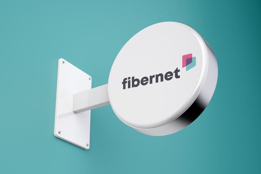 Kreiranje vizualnog identiteta za telekom Fibernet