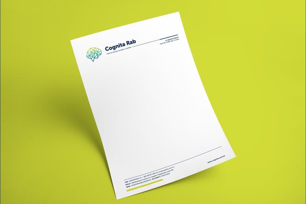 dizajn materijala poslovne komunikacije